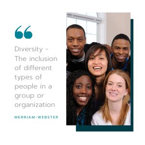 Definition of Diversity from Merriam Webster