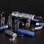 Batteries of different sizes