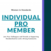 Individual Pro Membership, Join your colleagues and friends in supporting standardization and a strong community.
